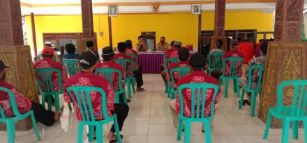 Musdes Khusus Pelaksanaan BLT Desa