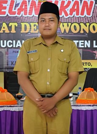Sekretaris Desa Wonokerto
