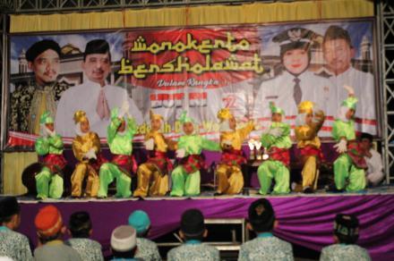 Bersholawat Bareng